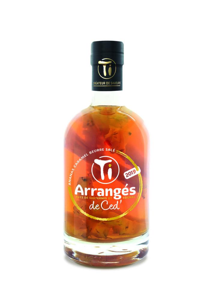 Ced' présente sa nouvelle recette Ananas Caramel Beurre Salé !