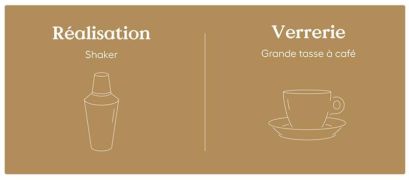 Réalisation et verrerie Ti Espresso