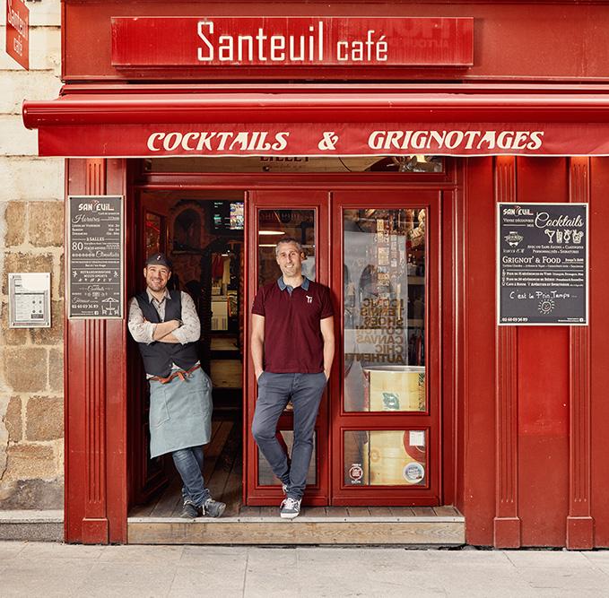 Santeuil Café