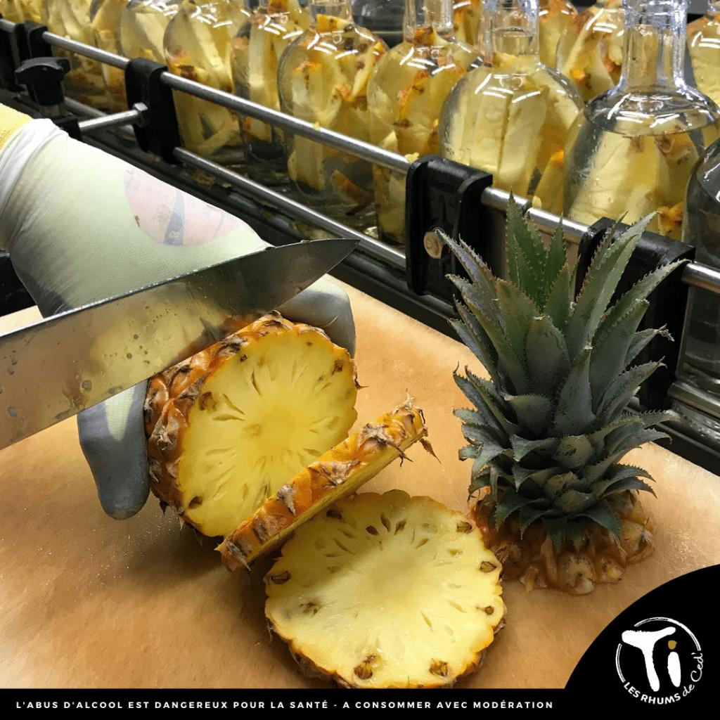 Ti Arrangés de Ced' VINTAGE Ananas Victoria 2018