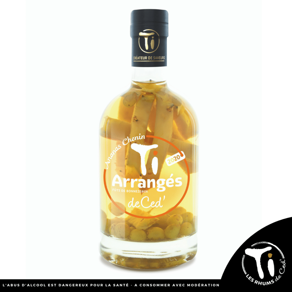 Ti Arranges de Ced' Ananas Chenin by Les Rhums de Ced'