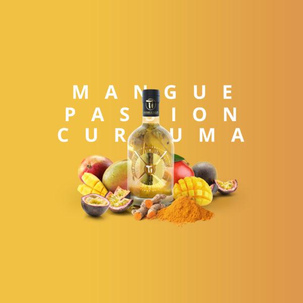Ti Arrangés de Ced' Mangue Passion Curcuma (Fûts de Sauternes)